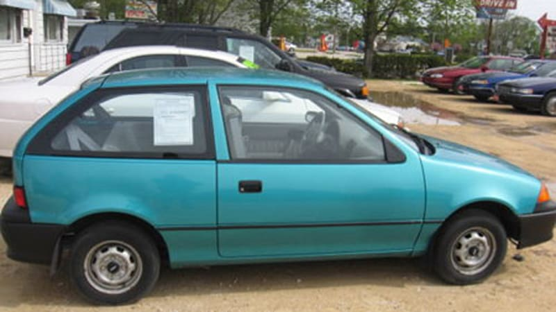 It S Not Uncommon For Owners Of The Late Lamented Geo Metro Xfi Which Usa Today Refers To As Nerdy Report Fuel Mileage Rivaling And Sometimes