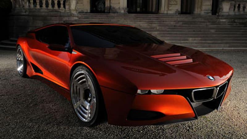 CAR claims BMW M1 destined for production - Autoblog