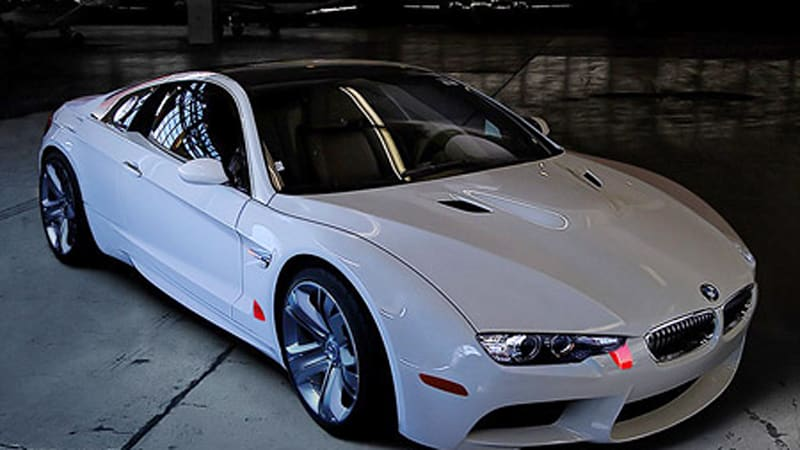 spied bmw m1 prototype caught undisguised maybe autoblog. Black Bedroom Furniture Sets. Home Design Ideas