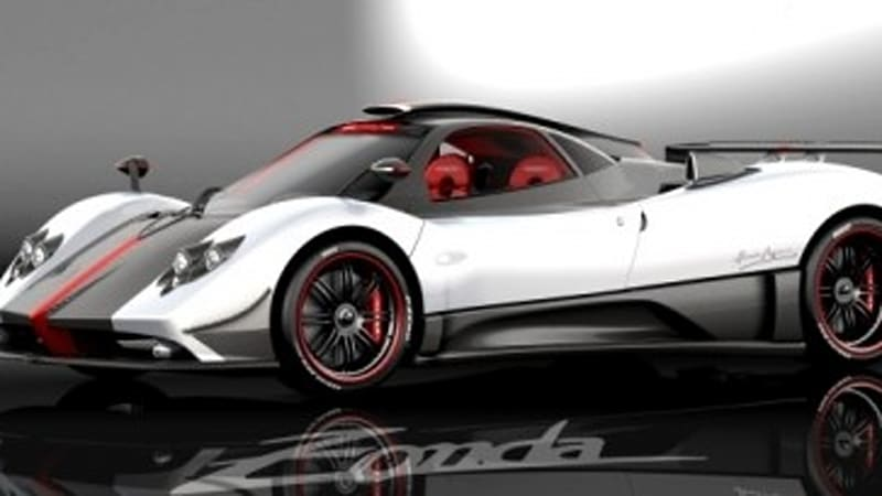 Pagani to make five street legal versions of the Zonda R - Autoblog