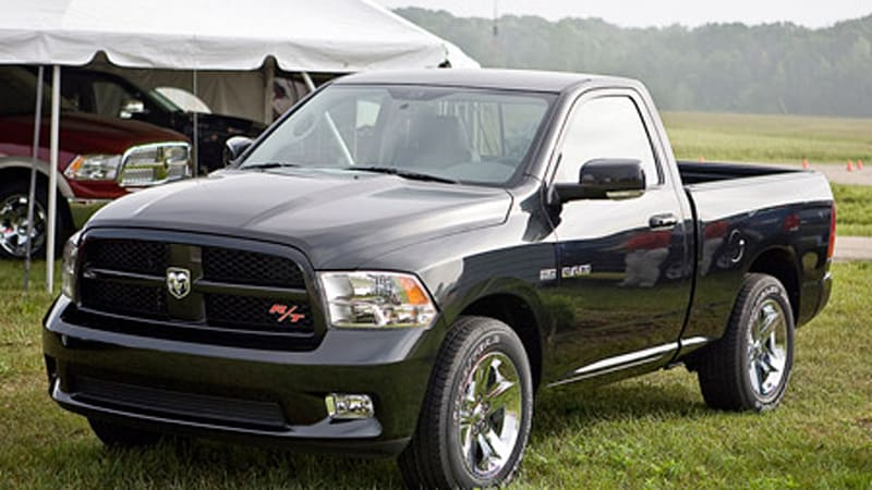 Meet The 2009 Dodge Ram 1500 R T
