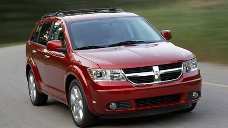 2009 Dodge Journey Recalled For Possible Engine Fires Autoblog Rh Com Recall List Model Car