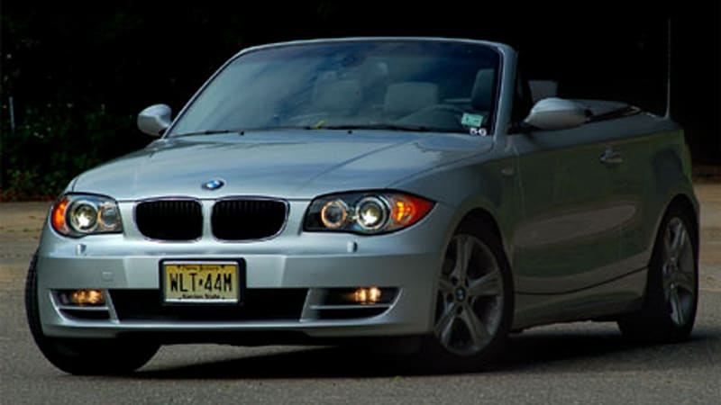 Review: BMW 128i Convertible - Autoblog