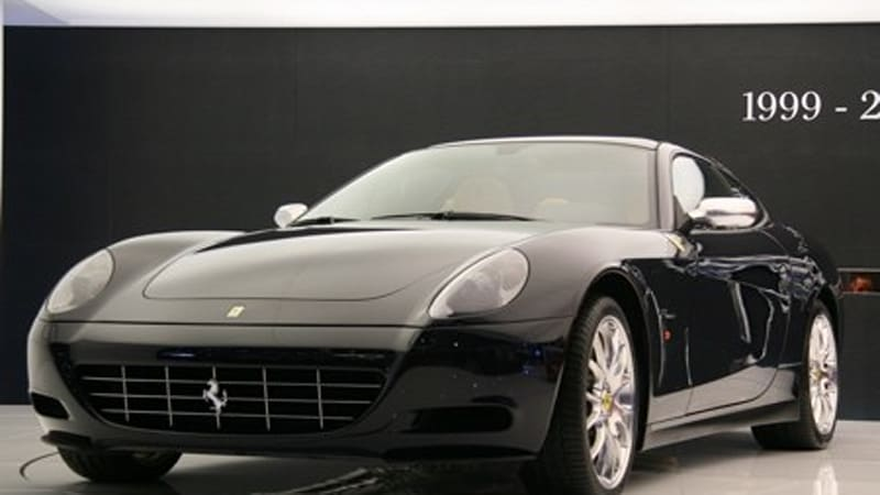 ferrari recalls 612 scaglietti with f1 transmission autoblog. Black Bedroom Furniture Sets. Home Design Ideas