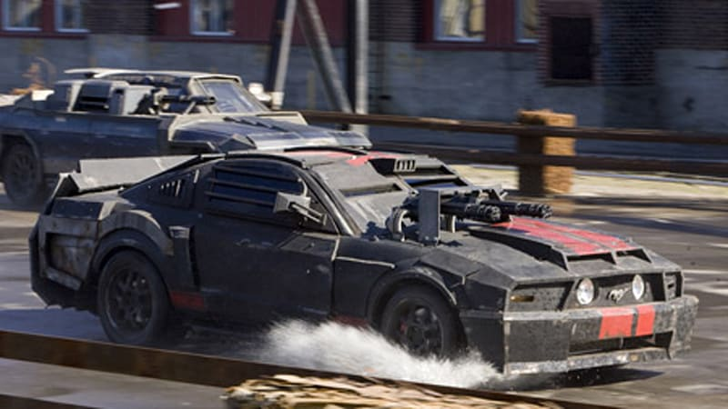 Cars of Death Race revealed | Autoblog