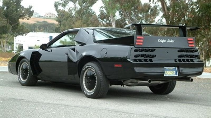 eBay Find of the Day: Original KITT    with flaps! | Autoblog