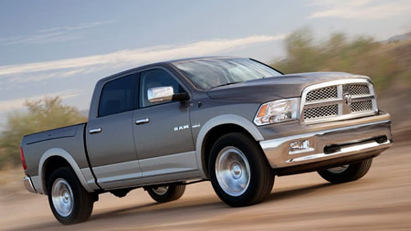 Dodge increases '09 Ram power and efficiency | Autoblog