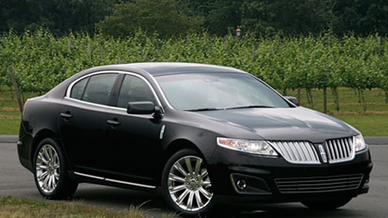 first drive w video 2009 lincoln mks autoblog. Black Bedroom Furniture Sets. Home Design Ideas