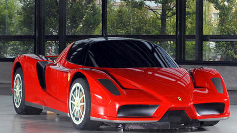 Upcoming Ferrari supercars based on FXX and Millechili concept ...