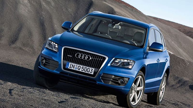 Audi S New Mmi System Will Debut In Q5 Autoblog