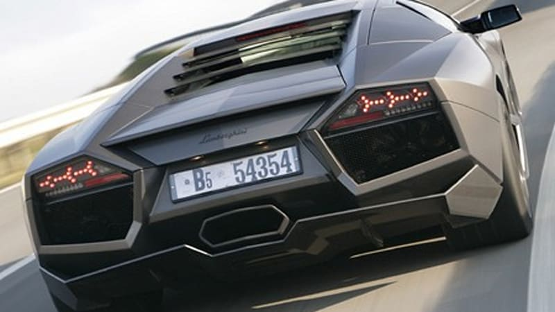 Lambo Reventon Exhaust Gets Plasma Sprayed Ceramic Coating Autoblog