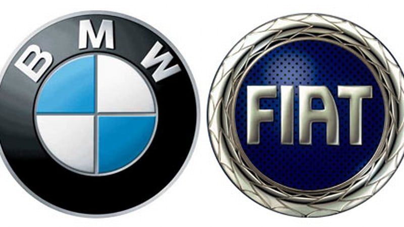 Fiat And Bmw To Share Small Car Platform Will Underpin Next Mini