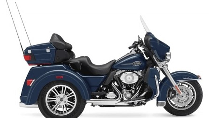 Harley-Davidson launches new 2009 Tri Glide Ultra Classic