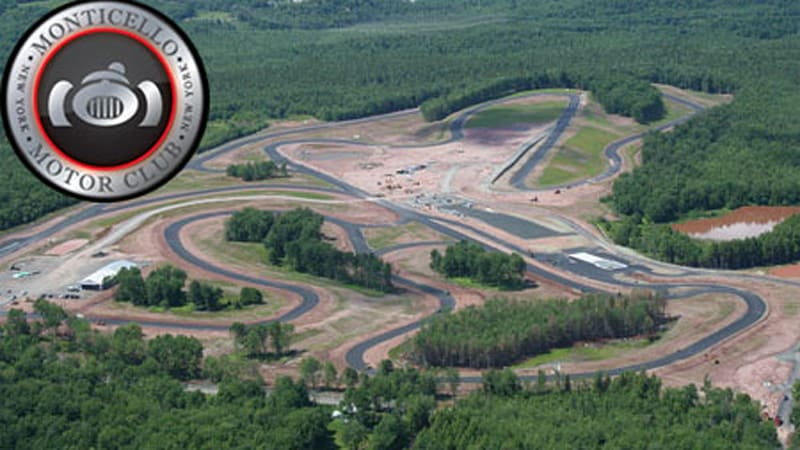 Monticello Motor Club Exclusive Track Opens Near Nyc Autoblog