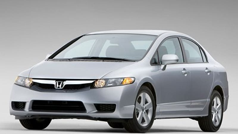 Officially Official Honda Unveils Updated 2009 Civic Autoblog
