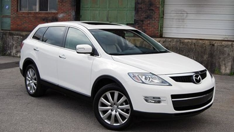 review 2008 mazda cx 9 grand touring autoblog. Black Bedroom Furniture Sets. Home Design Ideas