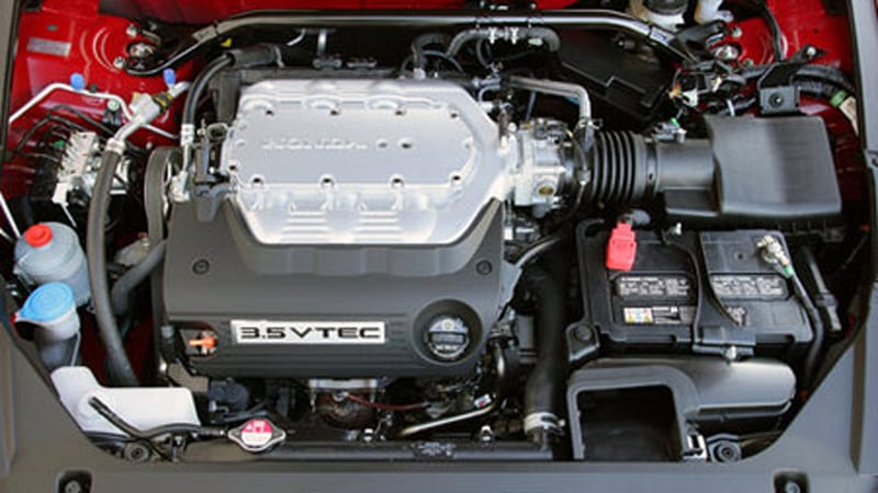 Honda Discovers 3 5l V6 More Powerful Than First Thought Autoblog