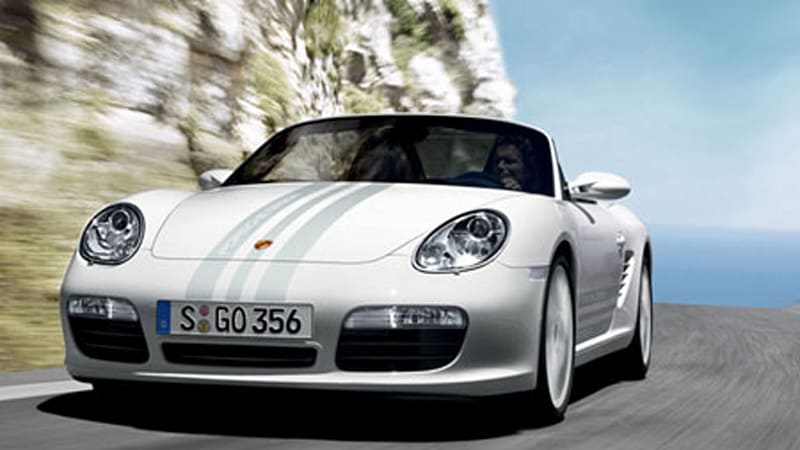 Porsche Releases New Special Edition Boxster And Cayman S
