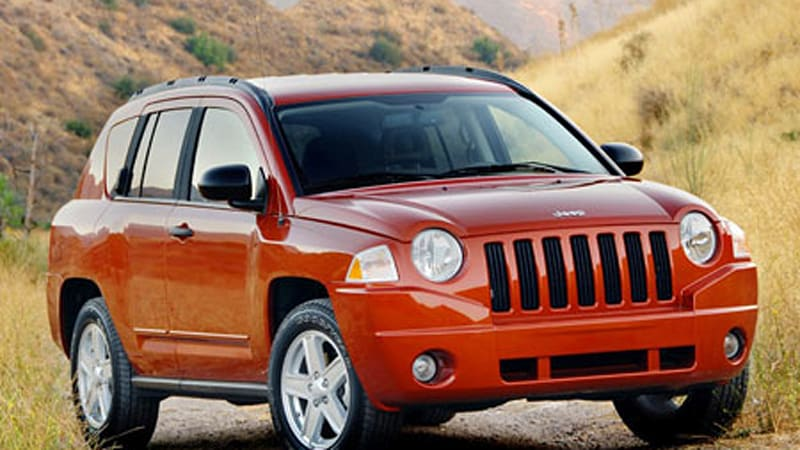 review 2008 jeep compass sport 4x2 autoblog. Black Bedroom Furniture Sets. Home Design Ideas
