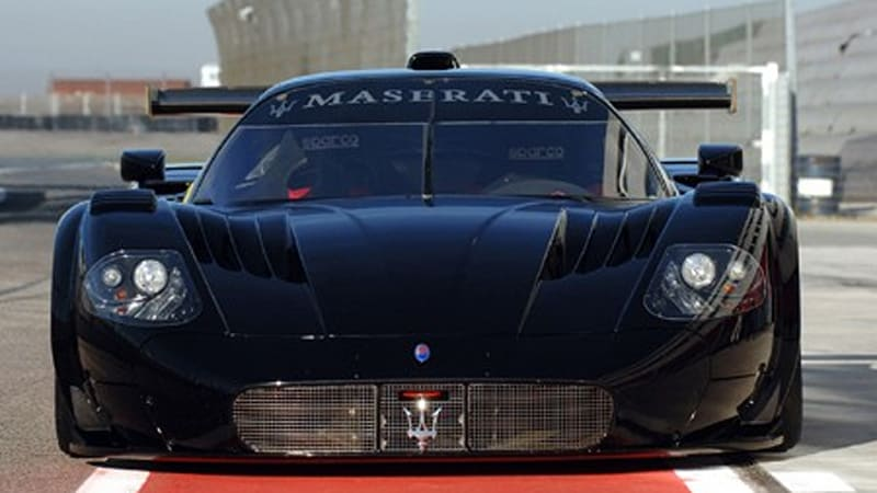 street legal maserati mc12 corsa up for sale autoblog. Black Bedroom Furniture Sets. Home Design Ideas