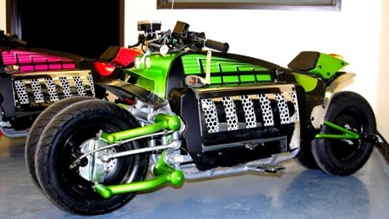 Chinese companies selling $1,400 Dodge Tomahawk knock-off