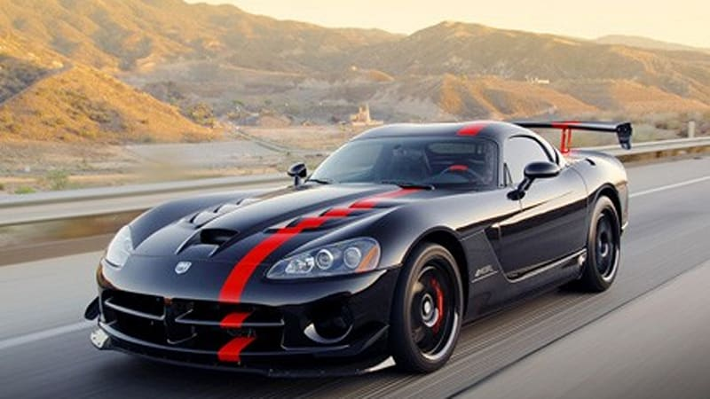 Bon First Drive: 2008 Dodge Viper SRT10 ACR