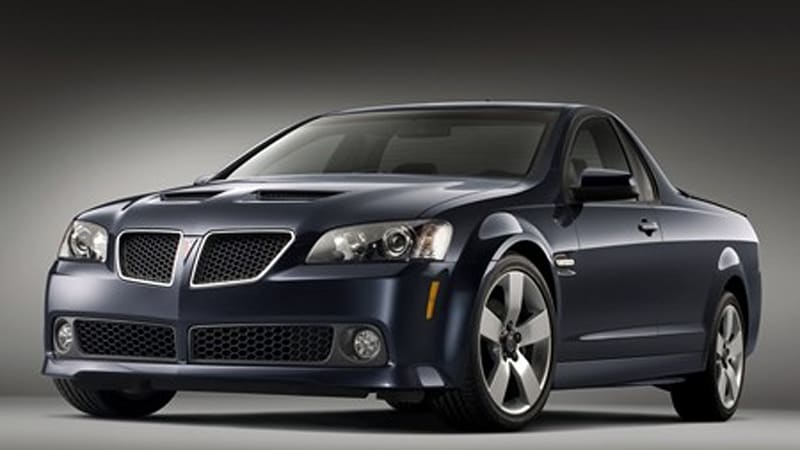 Officially Official Pontiac G8 St It Is Autoblog