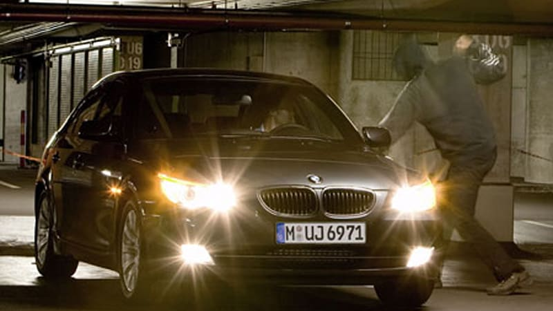 SUV-averse diplomats ride easy, the BMW 5-Series Security is here ...