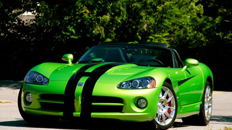 Review 2008 Dodge Viper Srt 10 W Video Autoblog