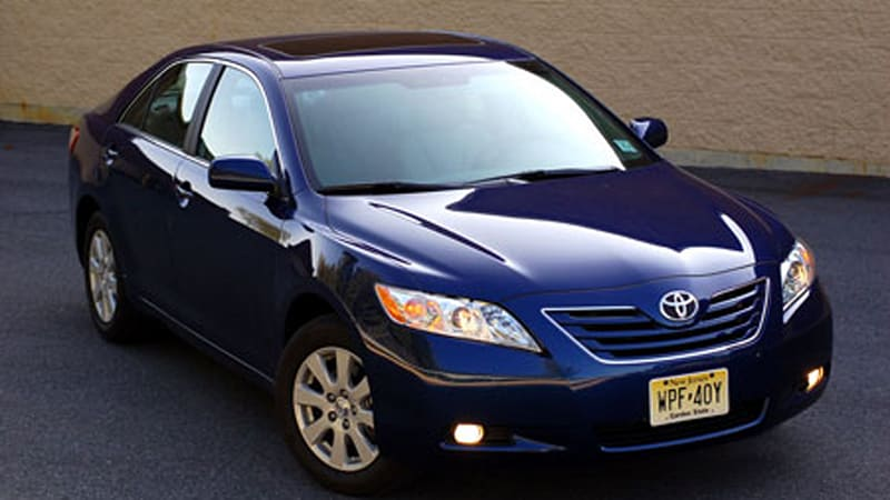 Review 2009 Toyota Camry Xle