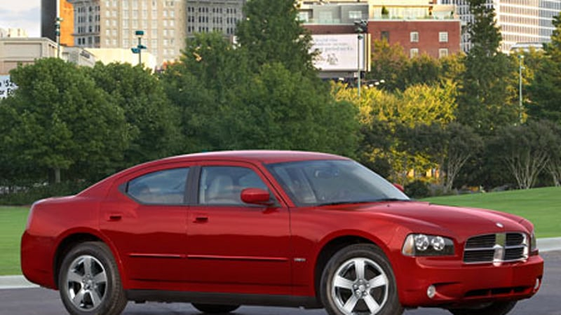 2009 Dodge Charger details released including new 368hp RT