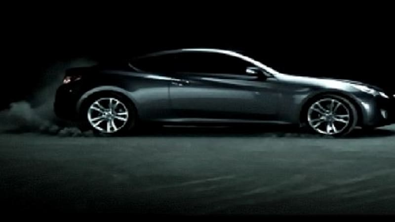 First Hyundai Genesis Coupe Commercial Hits Korea, Pricing Revealed    Autoblog
