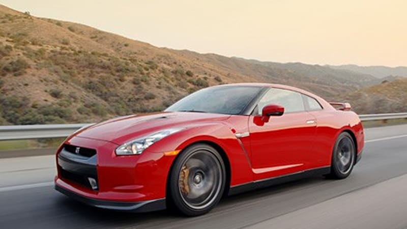 Click above for high-res gallery of the Nissan GT-R