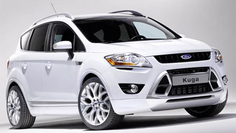 Paris Preview: Ford reveals Kuga Individual package | Autoblog