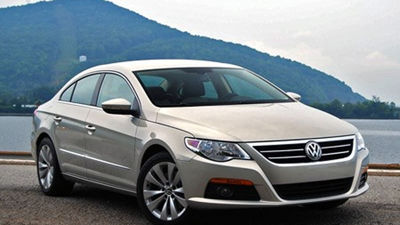 2009 volkswagen cc passat recalled for steering malfunction autoblog. Black Bedroom Furniture Sets. Home Design Ideas