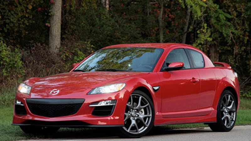 Review: 2009 Mazda RX-8 R3, return of the