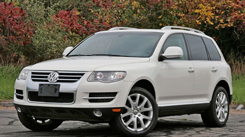 review 2008 volkswagen touareg v10 tdi autoblog. Black Bedroom Furniture Sets. Home Design Ideas