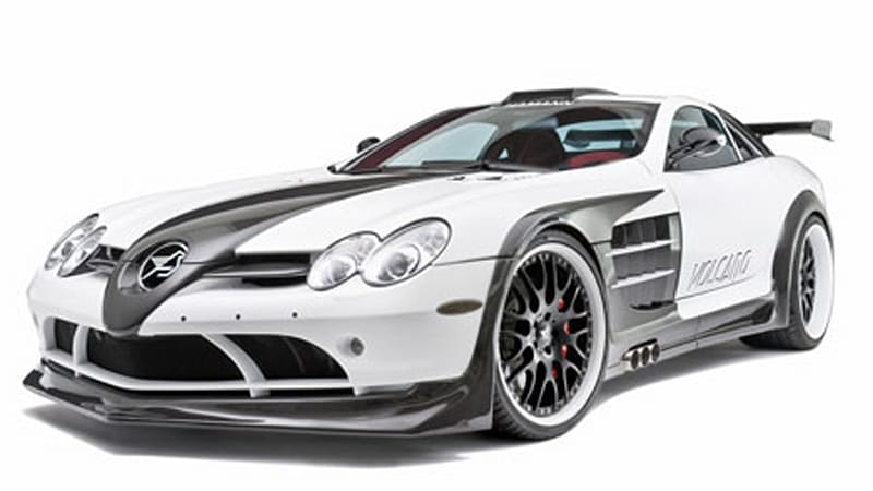 75c63be7ac0f5 Official details on the Hamann SLR Volcano - Autoblog