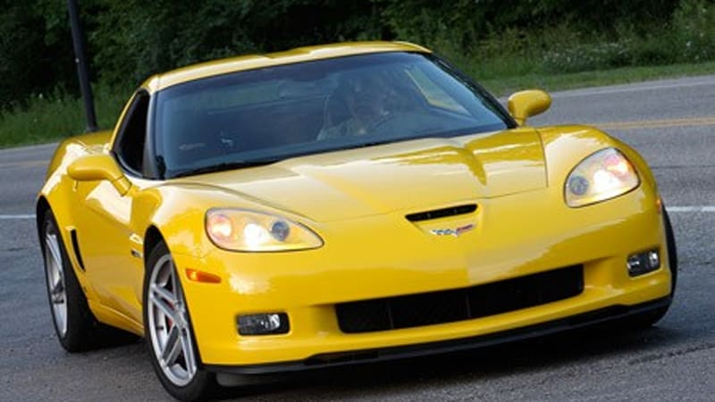 Review 2008 Chevy Corvette Z06