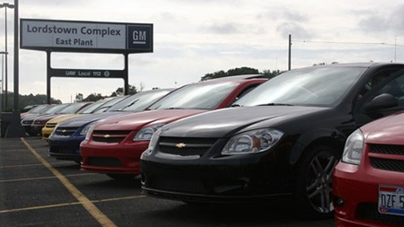 Chevy cobalt owners user manuals 2006 chevy cobalt owners manual array cobalt owners take their cars home to lordstown autoblog rh autoblog fandeluxe Choice Image