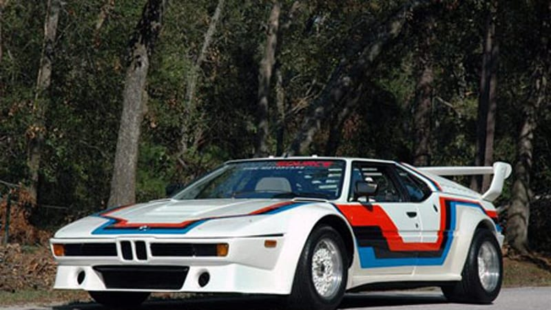 BMW M1 For Sale >> Ebay Find Of The Day 1979 Bmw M1 Wow Autoblog