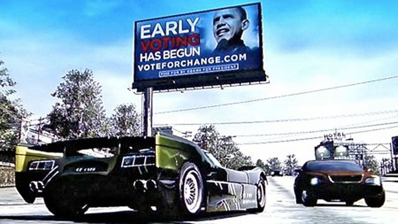 barack obama billboards spotted in xbox 360 s burnout paradise rh autoblog com