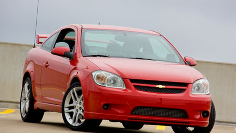 Review 2009 Chevy Cobalt Ss Turbo