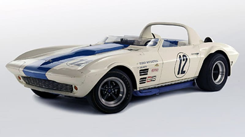 rare 1963 corvette grand sport to be auctioned in january. Black Bedroom Furniture Sets. Home Design Ideas