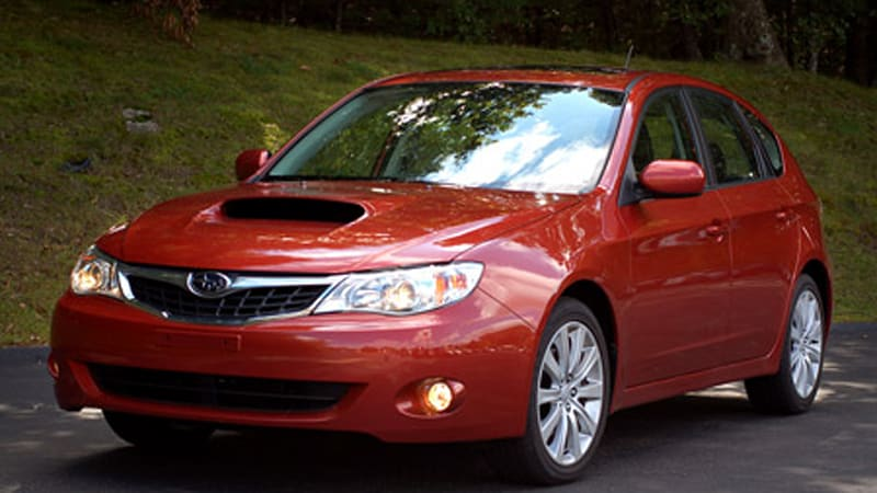 review 2009 subaru impreza 2 5 gt 5 door autoblog. Black Bedroom Furniture Sets. Home Design Ideas