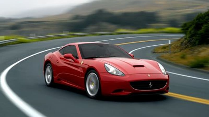 California Is A True Ferrari Sold Out Through 2010 Autoblog