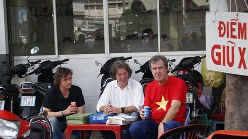 Top Gear filming hour-long special in Vietnam | Autoblog