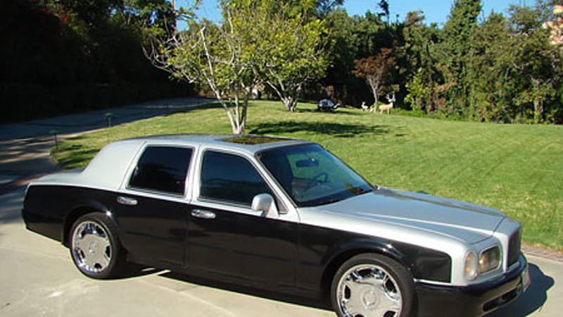 eBay Find of the Day: Lincoln Town Car(nage) - Autoblog