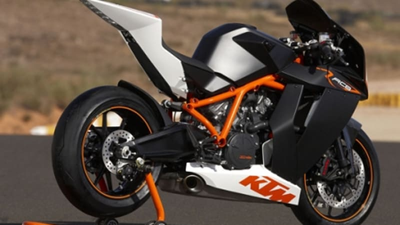 Ktm Ready To Race Motorcycle Cover