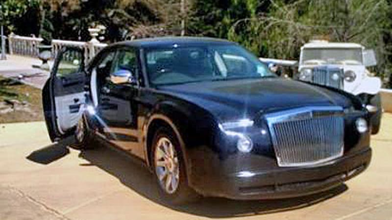 eBay Find of the Day: Rolls-Royce RR4 already for sale - Autoblog
